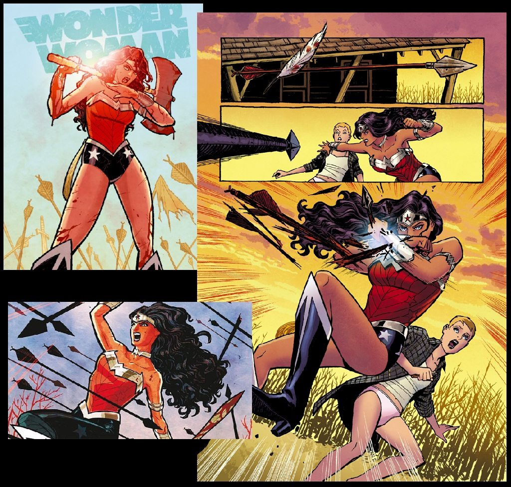 Wonder Woman, Cliff Chiang