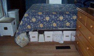 bed-on-stilts