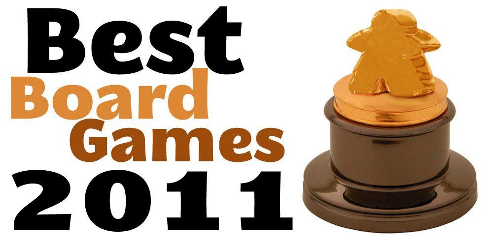 Best Board Games 2011