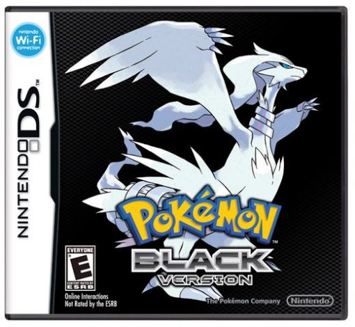 PokemonBlackESRB