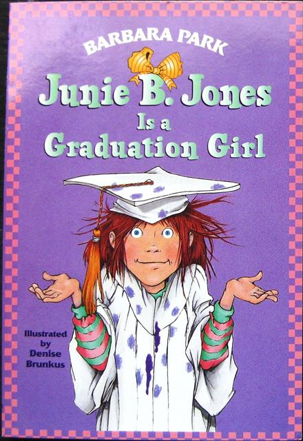 Junie B. Jones Graduation Girl