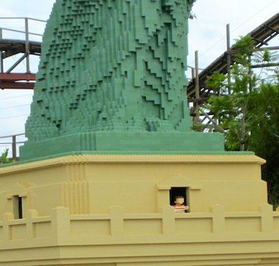 Atticus Shaffer (Brick) in Lego