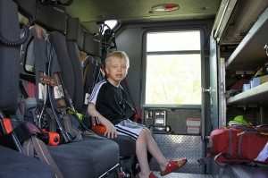 My Son the Fire Fighter