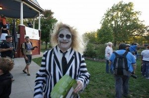 My husband the zombie