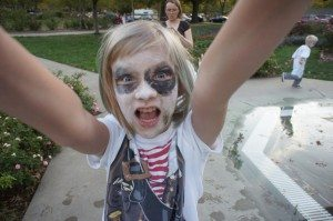 My Daughter the Zombie
