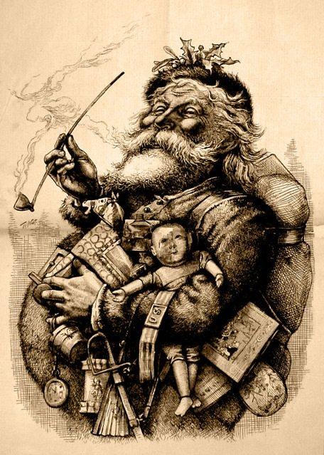 truth about santa, tell kids about santa, santa claus lie, santa memory,