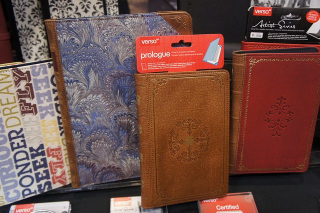 Verso Kindle Fire and iPad cases
