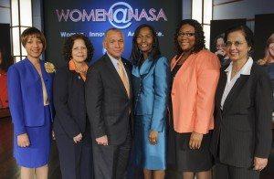 Women@NASA and Charlie Bolden
