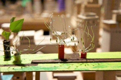 Resistor Trees by Jenna Sampson