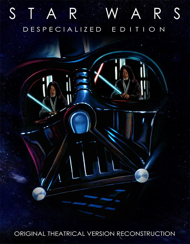 Harmy's Despecialized Edition Cover