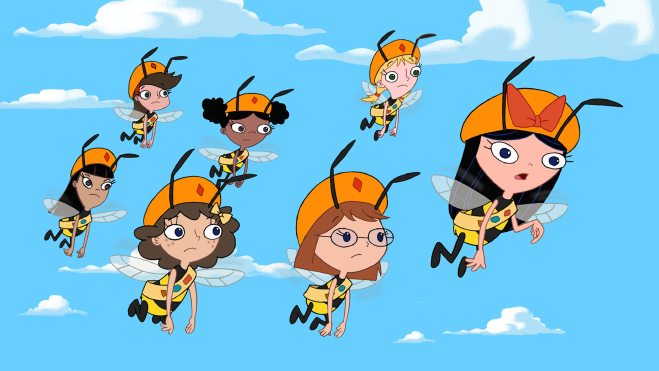 THE FIRESIDE GIRLS, ISABELLA