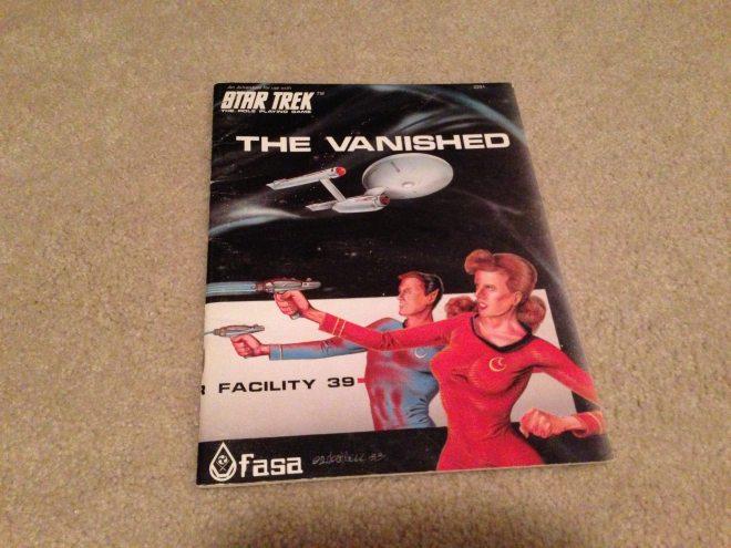 FASA Star Trek