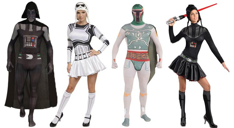 """Sexy"" Star Was Costumes  Image: Costume Craze"