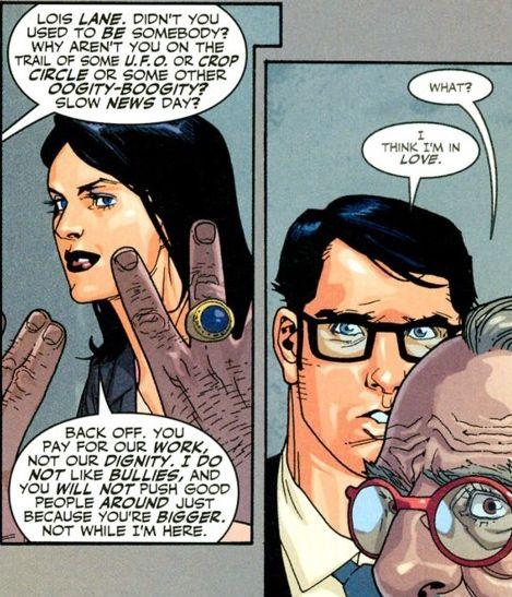 Superman, Lois Lane, Mark Waid
