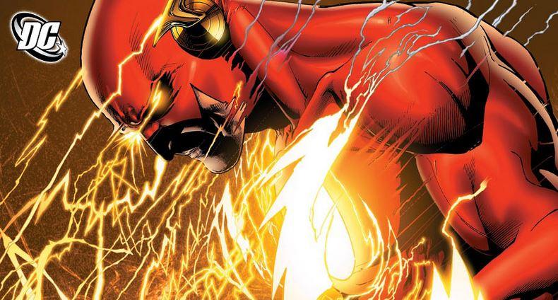 The Flash: Rebirth  Image: DC Comics