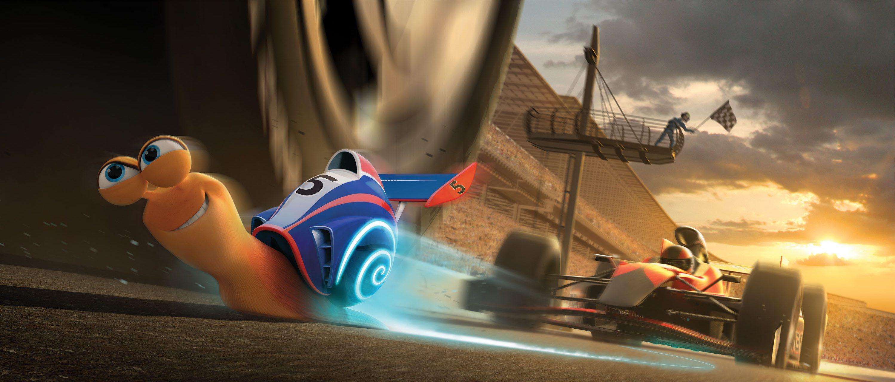 Turbo, Dreamworks Animation, Ryan Reynolds
