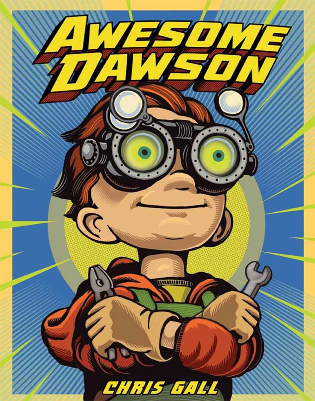 Awesome Dawson