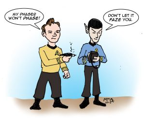 phasers