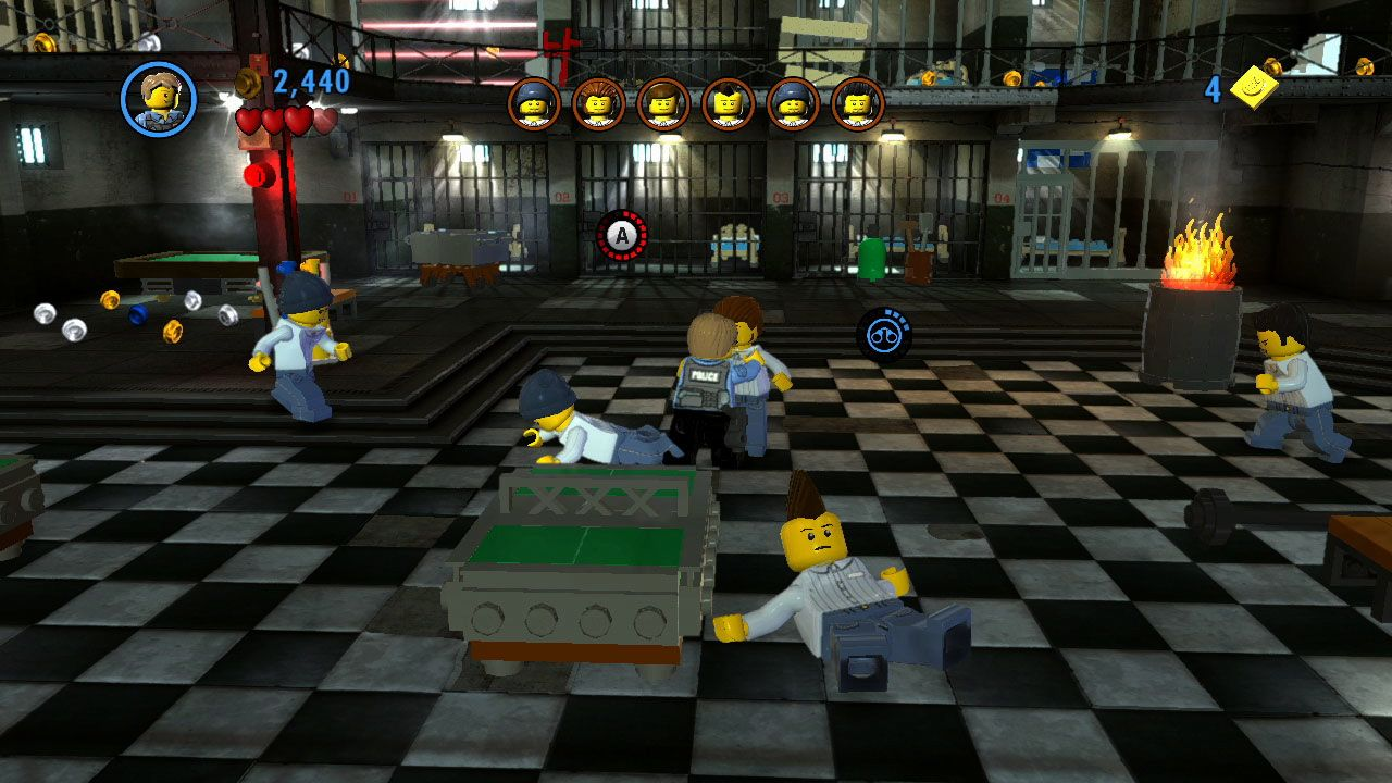 Nintendo. Lego City Undercover, Lego video games