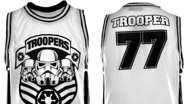 Stormtrooper Jersey