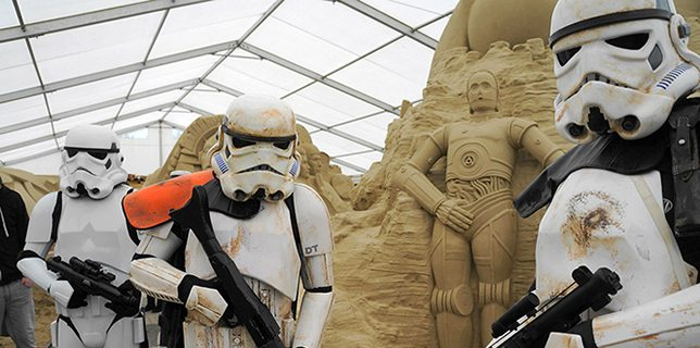 Sandworld Exhibition