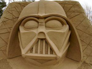 Sand Vader