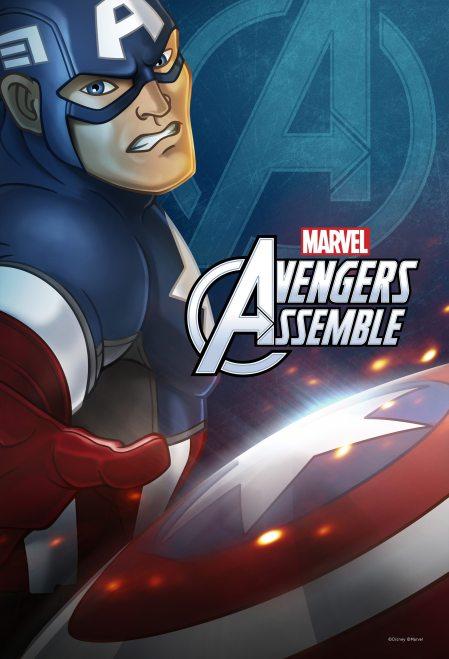 Avengers Assemble - Capt America