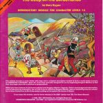 The 10 Best Classic D&D Modules I Ever Played #3: Keeping Your Cool, Horrors Below