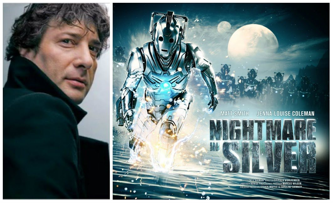 Neil Gaiman has a Nightmare in Silver