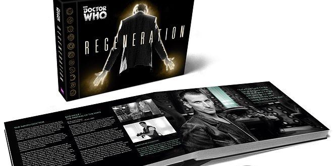 Doctor Who: Regeneration © BBC