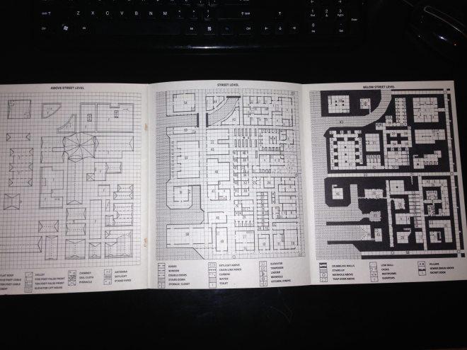 Admin map