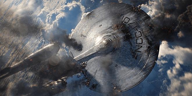 Star Trek: Into Darkness © Paramount