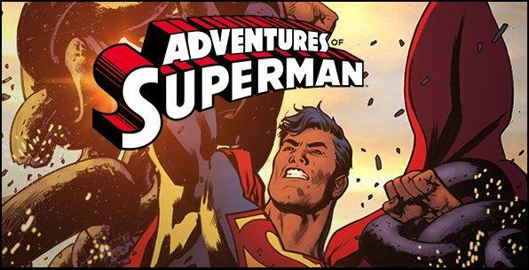 Jeff Lemire, Adventures of Superman,