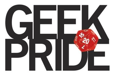 Happy Geek Pride Day! (Image: Ethan Gilsdorf; Design: Bret Kerr Design http://bretkerr.tumblr.com)