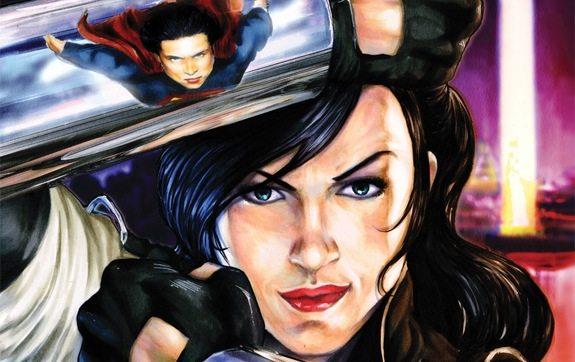 Smallville: Olympus