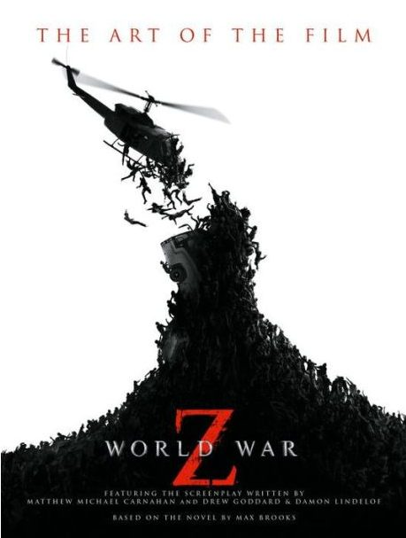 Art of World War Z Cover