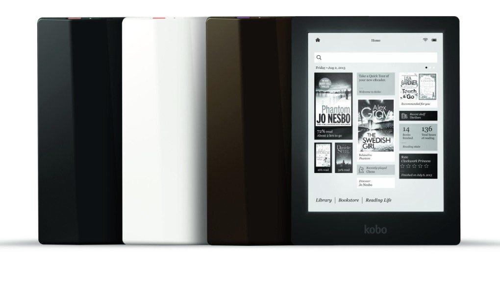 Kobo Aura HD: The best e-reader on the market