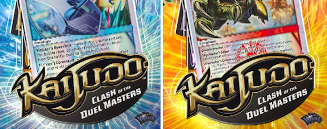 Kaijudo: Clash of the Duel Masters,