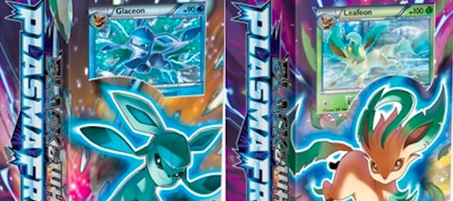 Pokémon Plasma Freeze, Image: The Pokémon Company International