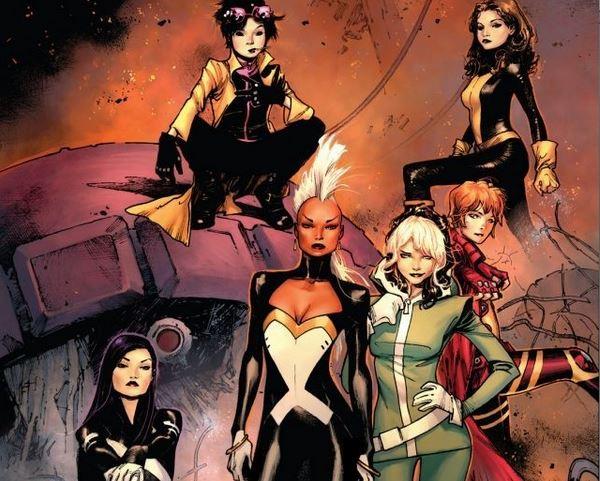 X-Men  Image Copyright Marvel