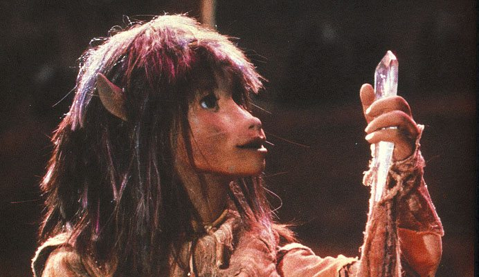 Jen the Gelfling  from The Dark Crystal. (Image: Jim Henson Productions)