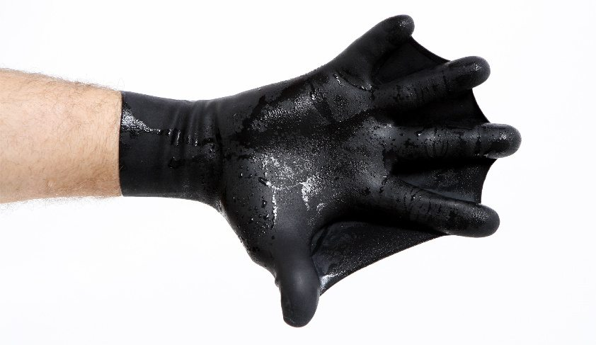 darkfin, acquatic gloves,