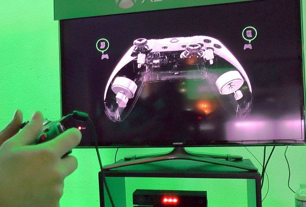 Xbox One Rumble Trigger Gamepad