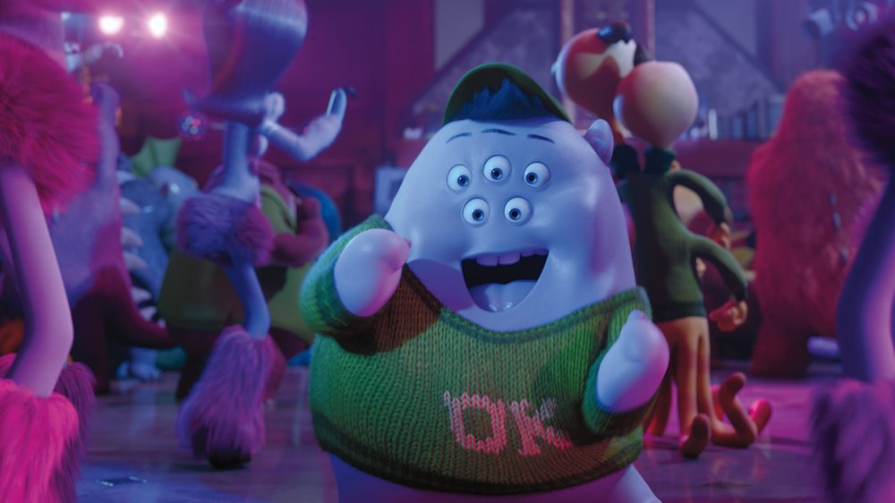 """SCOTT """"SQUISHY"""" SQUIBBLES. ©2013 Disney•Pixar. All Rights Reserved."""