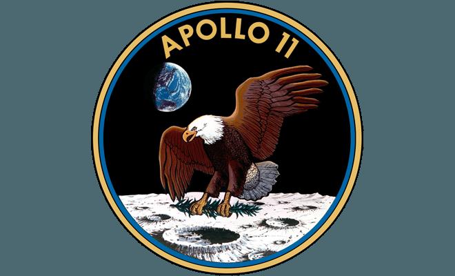 Apollo 11 Insignia Patch