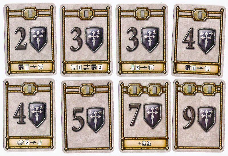 guildhall vp cards