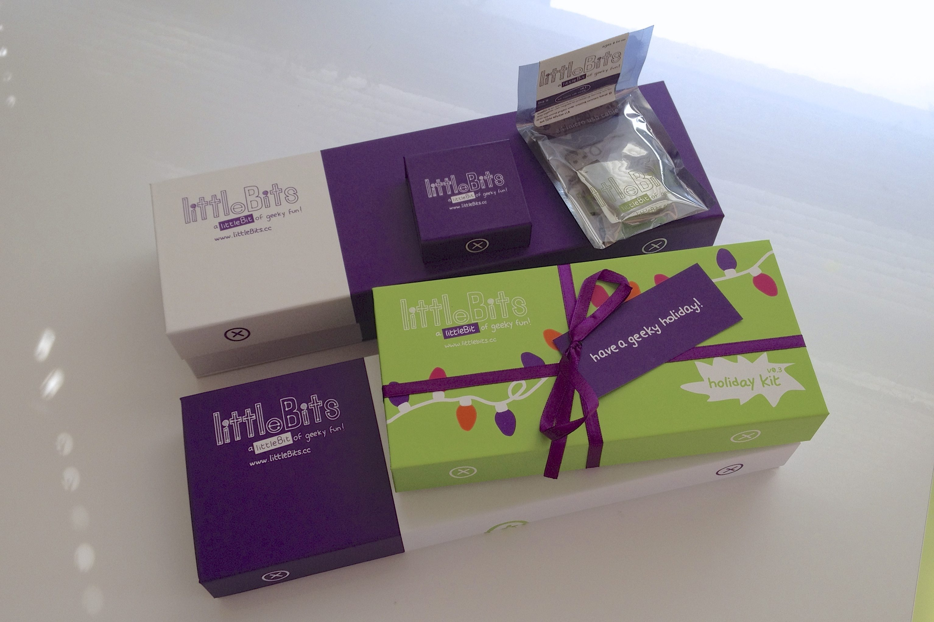 littleBits of Geeky Fun!