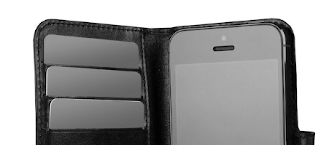 Magia Wallet for iPhone 5, Image: Sena