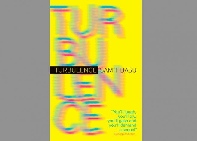 Turbulence Cover