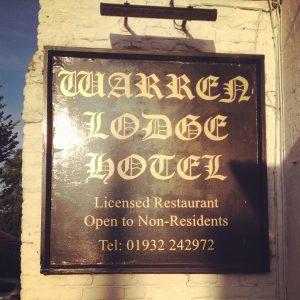 The Warren Lodge